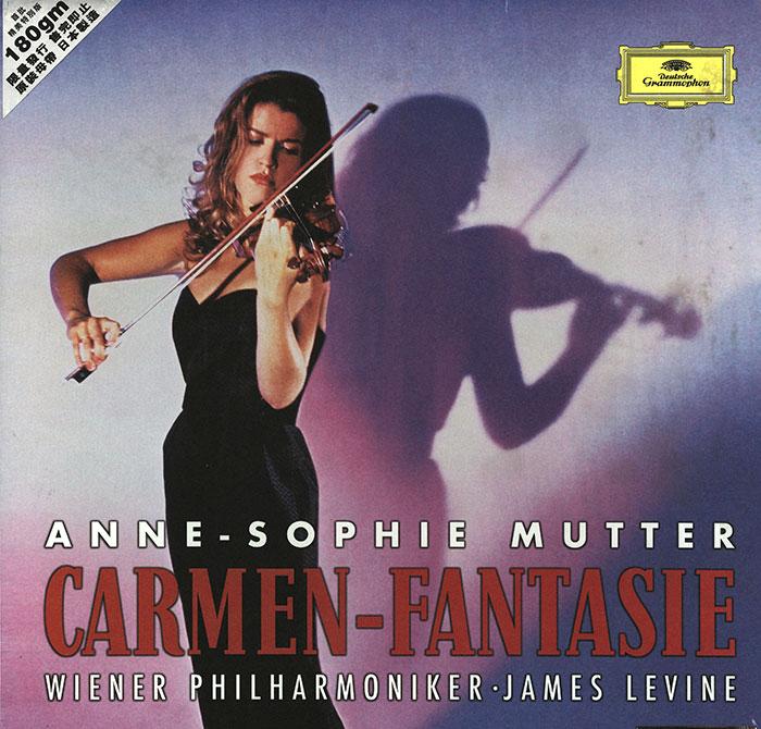 Camen - Fantasie / Teufelstriller-Sonate / Tzigane / Zigeunerweisen