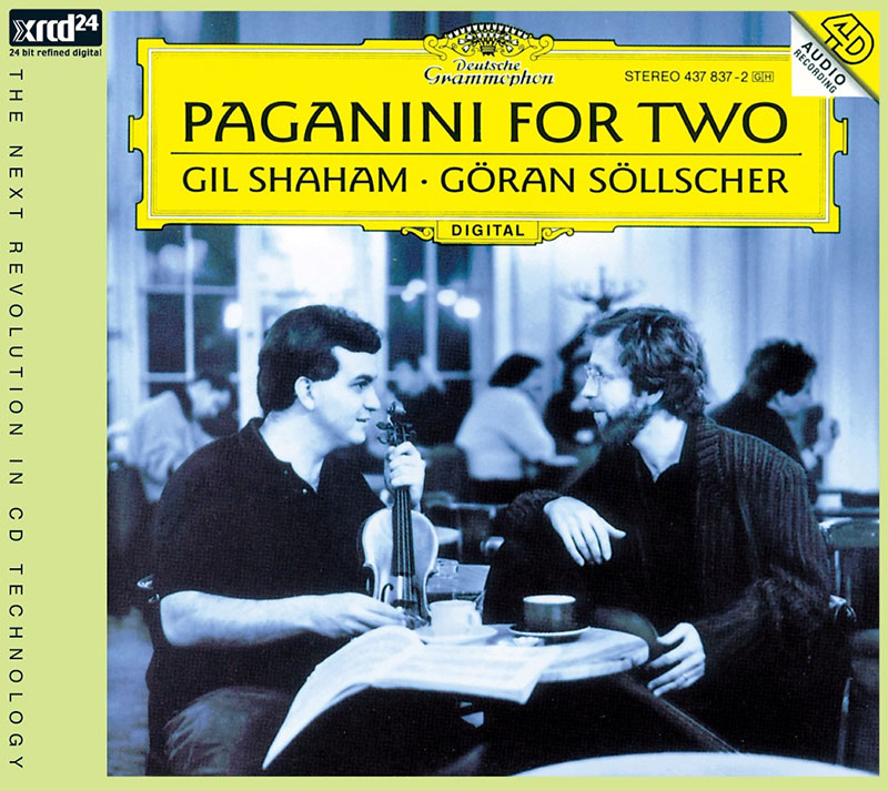 Paganini For Two
