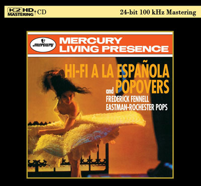 Fennell and Eastman-Rochester Pops - Hi-Fi a la Espanola and Popovers