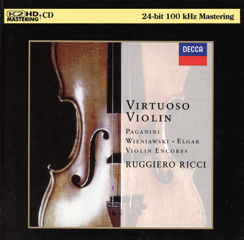 Virtuoso violin image