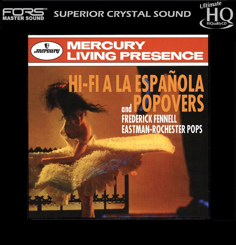 Hi-Fi  A La Espanola & Popovers