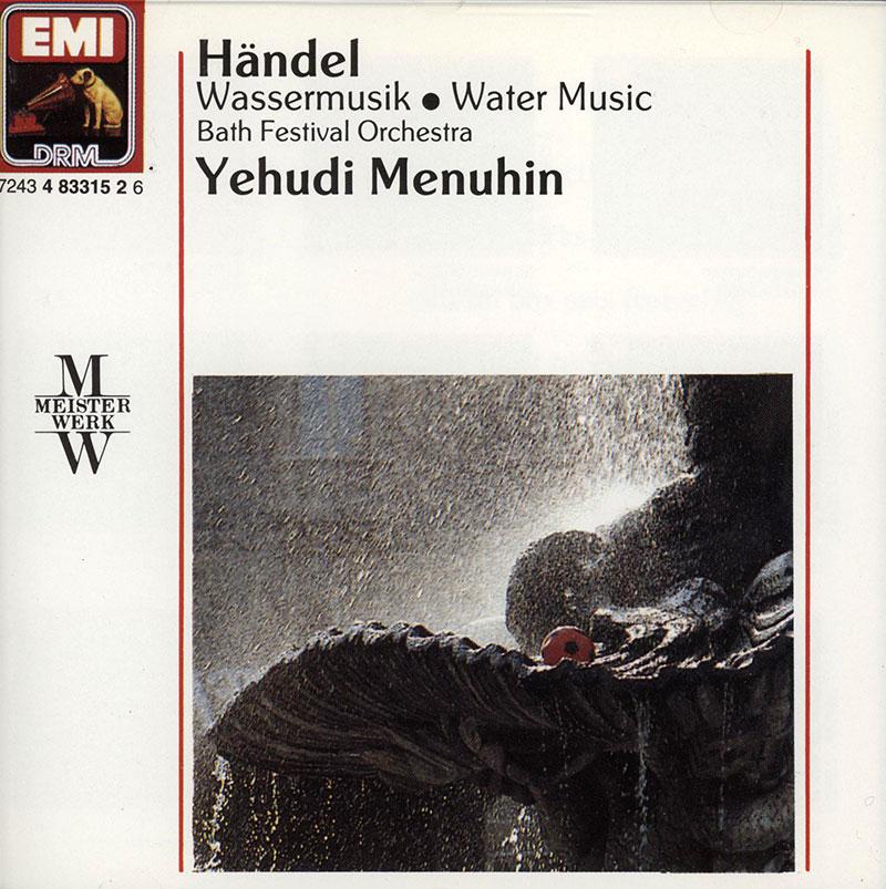 Unforgettable Classics: Handel's Water Music image