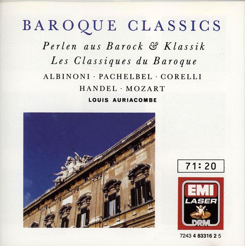 Perlen aus Barock & Klassik / Lers Classiques du Baroque image