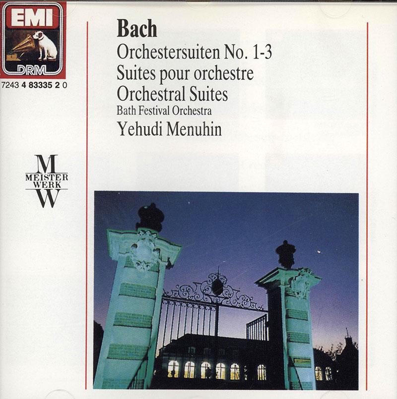 Orchestersuiten No. 1-3 / Orchestral Suites