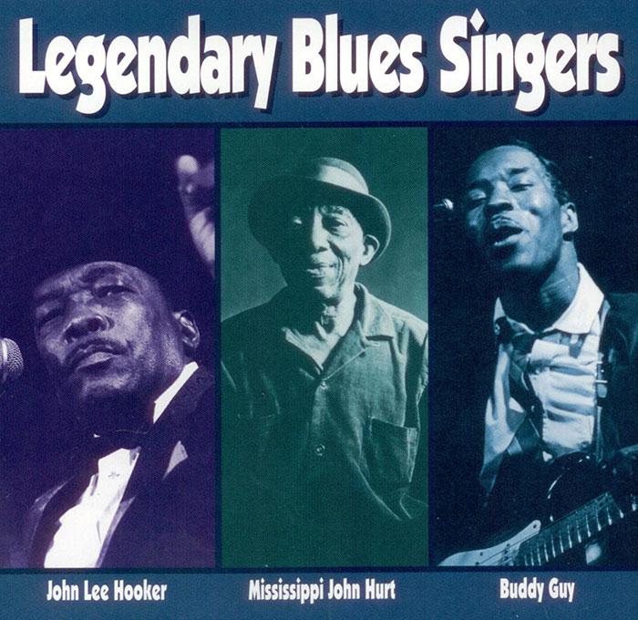 Legendary Blues Singers