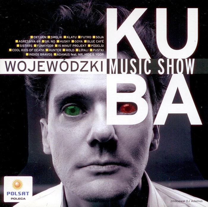 Kuba Wojewodzki MUSIC SHOW