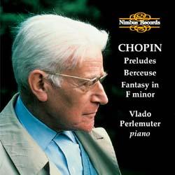 Preludes, Berceuse, Fantasy in F minor