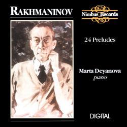 24 Preludes, Op. 3 No. 2, Op. 23, Op. 3