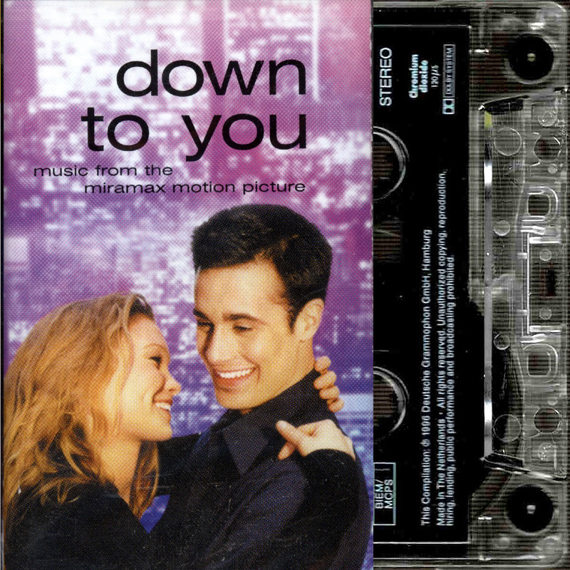 Down To You (Music From The Miramax Motion Picture)