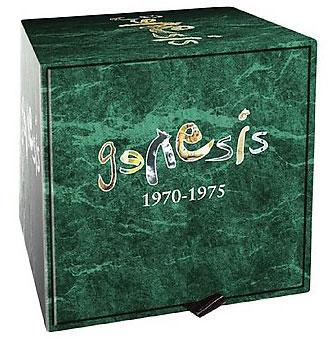 Genesis 1970-1975 - 7SACD + 6DVD
