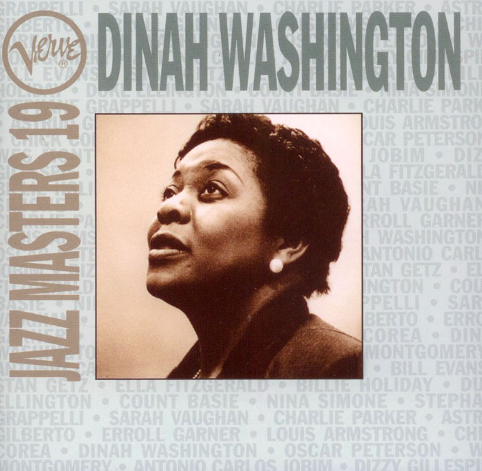 Dinah Washington - Jazz Masters 19