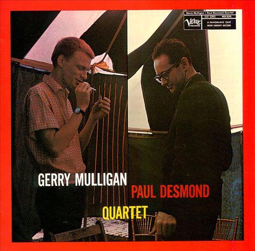 Gerry Mulligan & Paul Desmond - Quartet