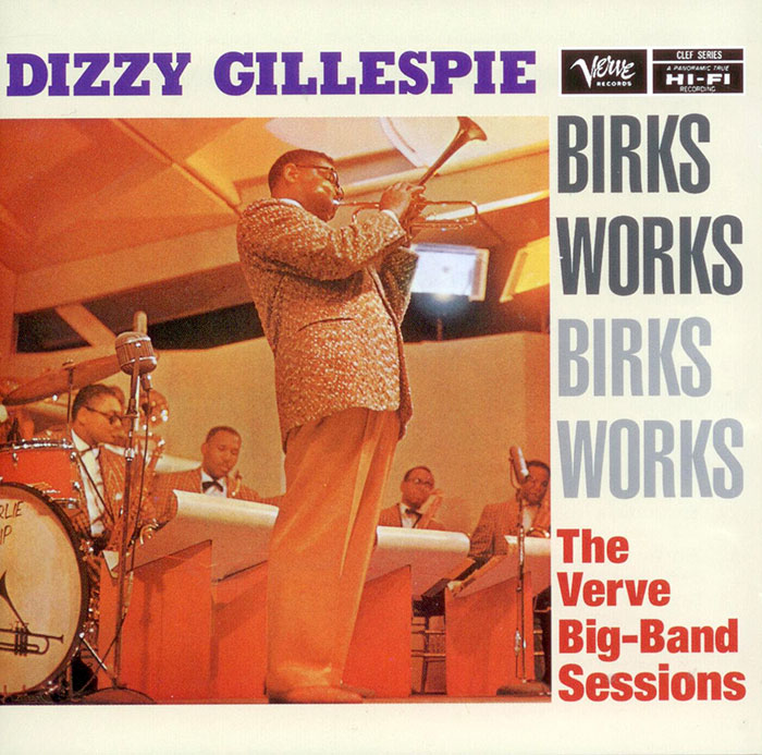Birk's Works: Verve Big Band Sessions