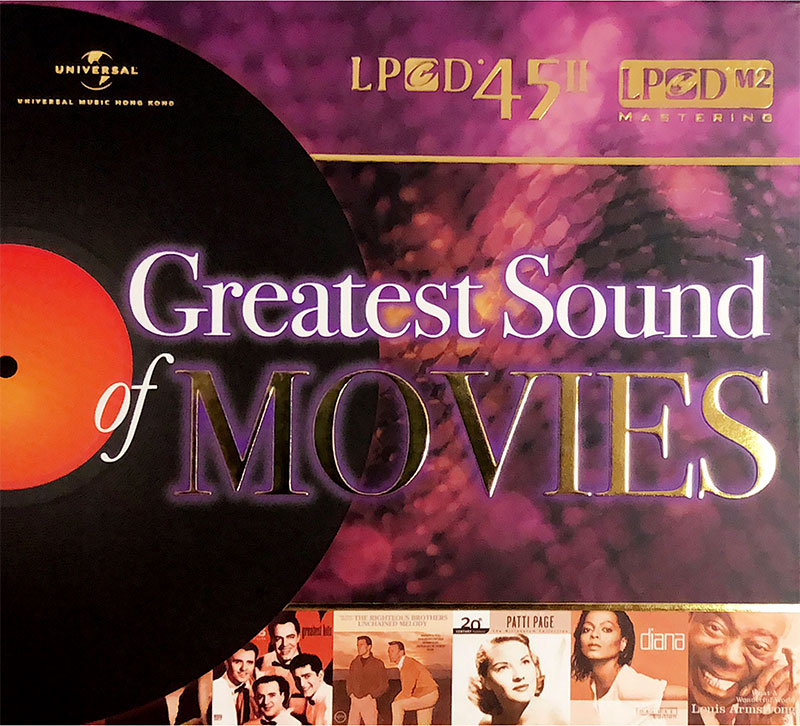 Greatest Sound of Movies
