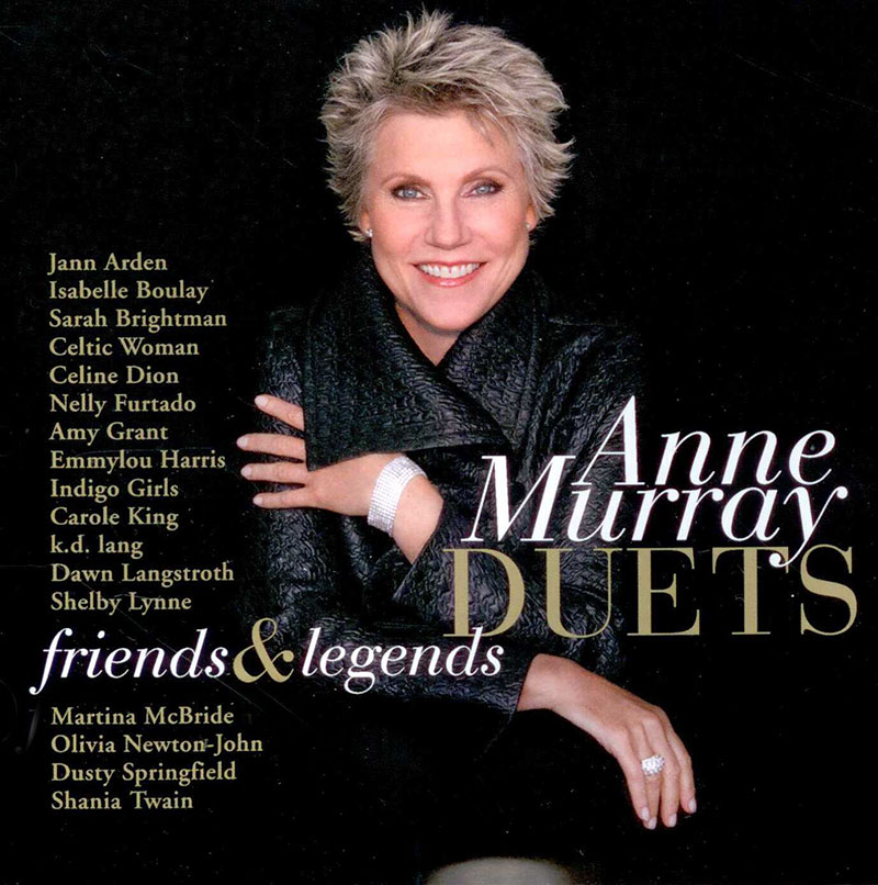 Duets - Friends & Legends image