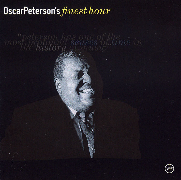 Oscar Peterson's Finest Hour