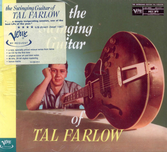 The swinging guitar of Tall Farlow