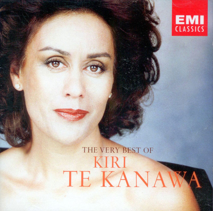 The Very Best of Kiri Te Kanawa image