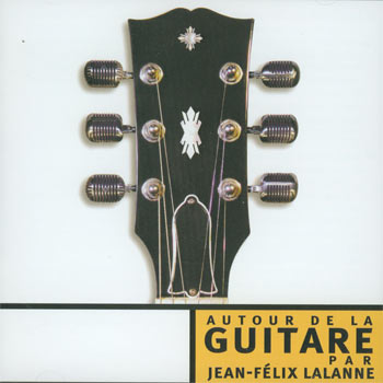 Autour de la guitare - vol. 1 - CD + CD-ROM (w tym zapisy nutowe)