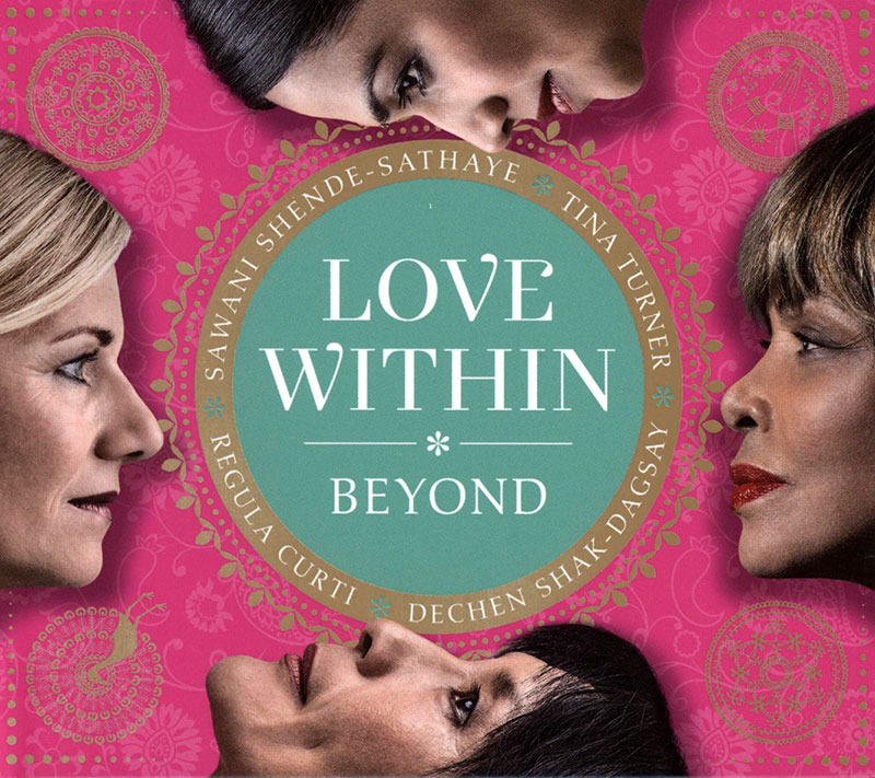Love Within - Buddhist and Christian Prayers