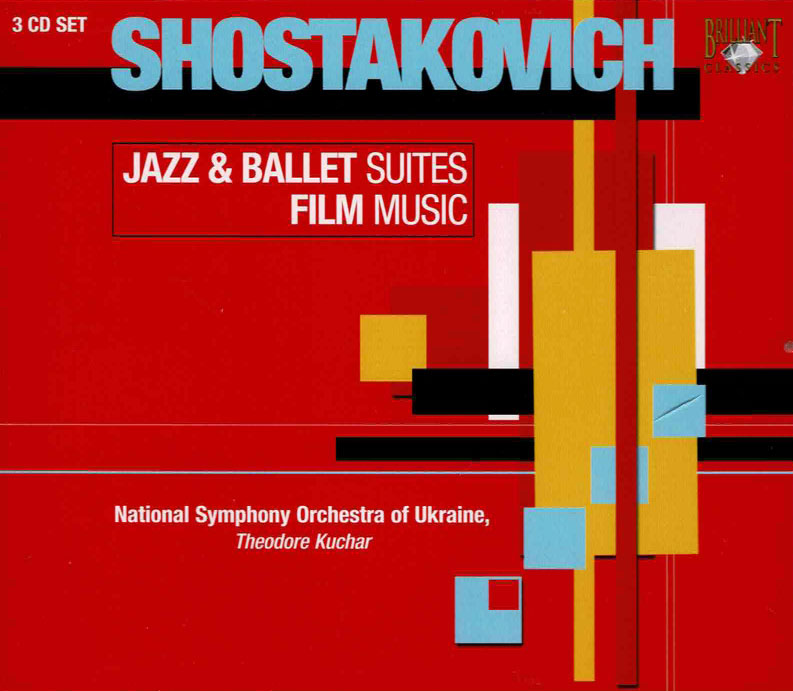 Jazz & Ballet Suites / Film Music