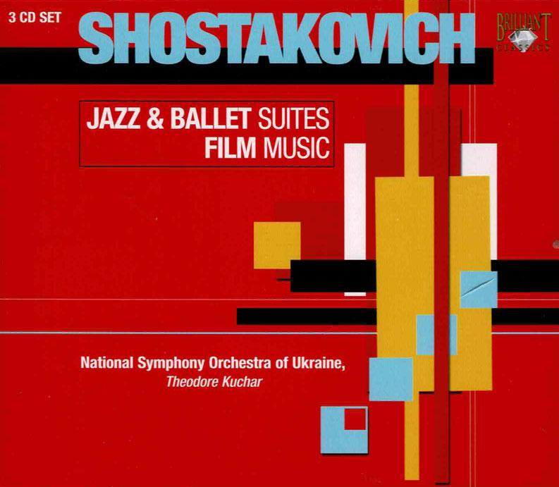 Jazz & Ballet Suites / Film Music image
