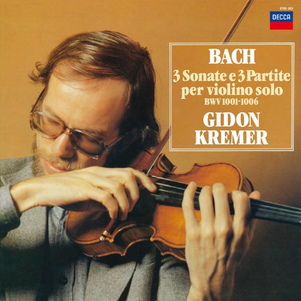3 Sonata & Partita for solo violin image
