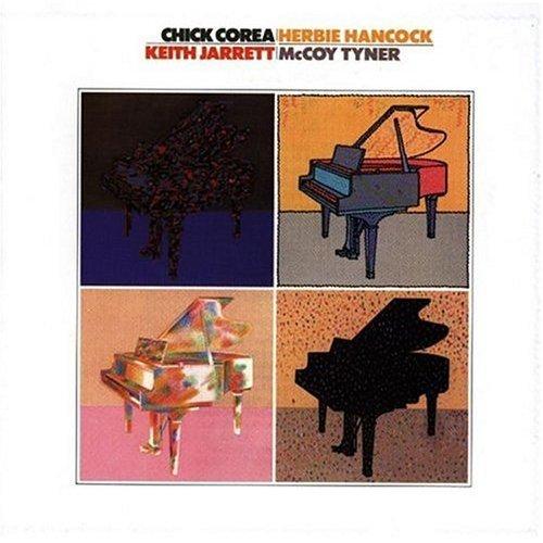 Chick Corea, Herbie Hancock, Keith Jarrett, McCoy Tyner