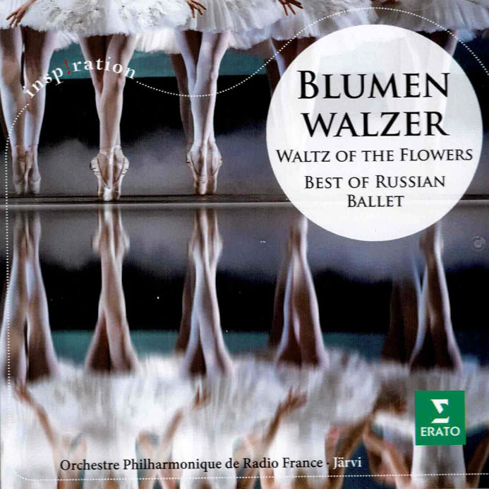Blumenwaltzer - Waltz of the Flowers