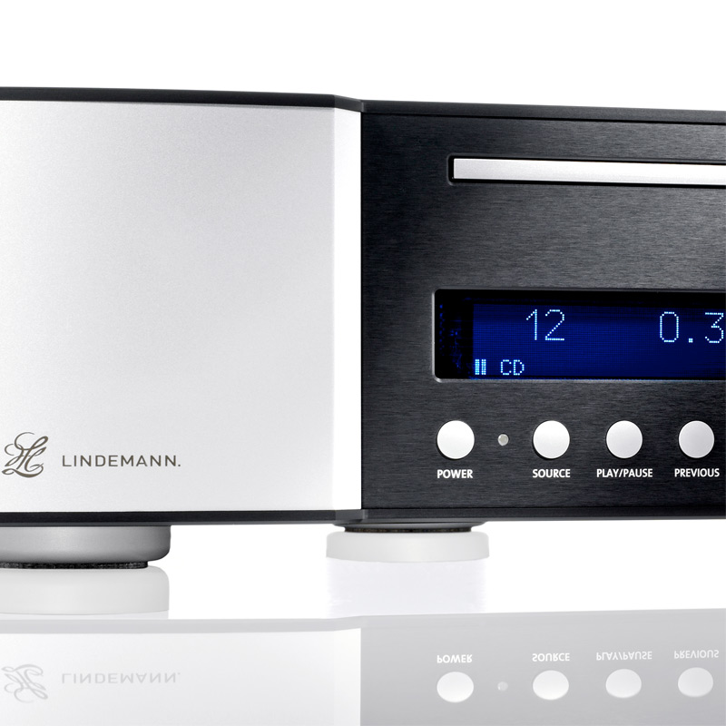 Lindemann 825 'High Definition Disc Player'