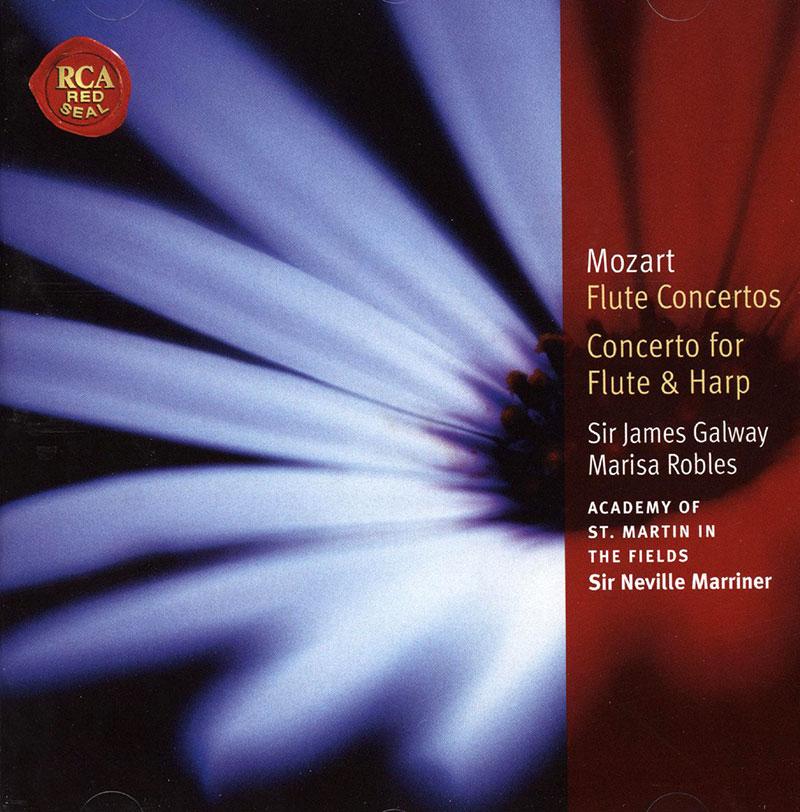 Flute Concertos / Concerto for Flute & Harp image
