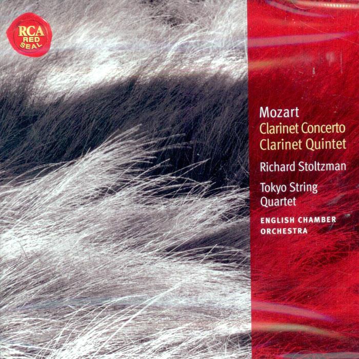 Clarinet Concerto K.622; Clarinet Quintet K.581: Classic Library Series