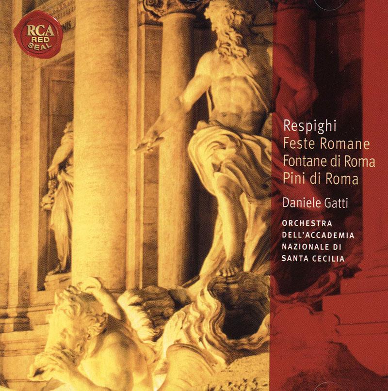 Fontane di Roma; Pini di Roma; Feste Romane