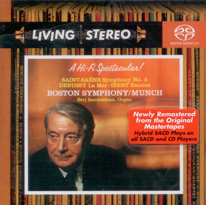 Symphony No.3 - Organ Symphony /  La Mer