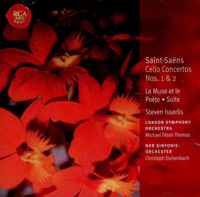Cello Concertos Nos. 1 & 2 / La Muse et le Poete / Suite, Op. 16 / Priere: Classic Library Series