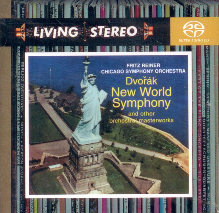 New World Symphony / Carnival Overture/ Bartered Bride Overture