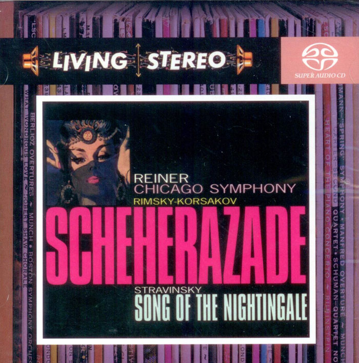 Scheherazade / Song of the Nightingale