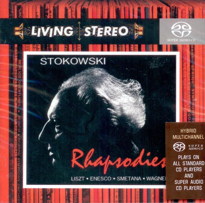 Hungarian Rhapsody / Roumanian Rhapsody / Moldau / Bartered Bride Overture / Tristan und Isolde
