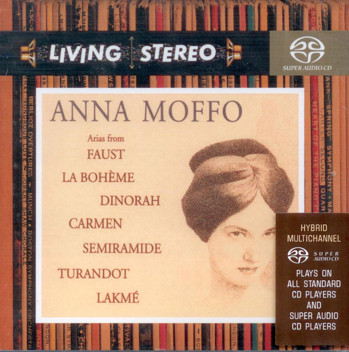 Arias from Faust, La Boheme, Dinorah, Carmen, Semiramide, Turandot and Lakme image