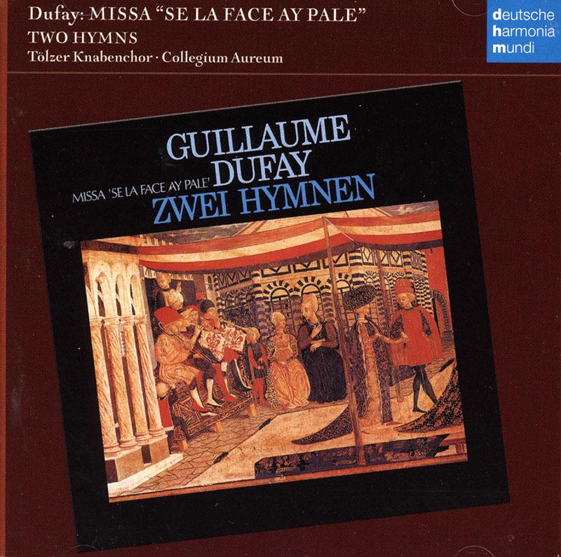 Missa Se la face ay pale, Zwei Hymnen