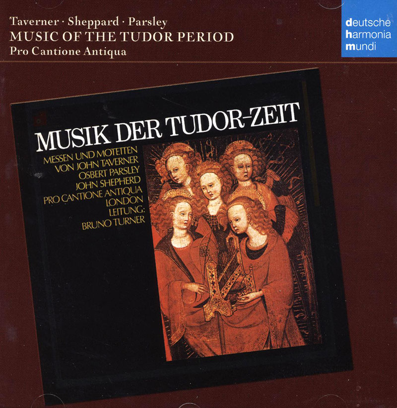 Musik der Tudor-Zeit / Music of the Tudor Period image