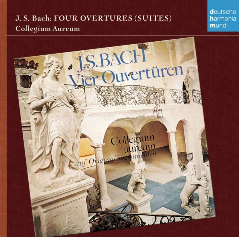 Vier Ouverturen / Four Overtures (Suites) image
