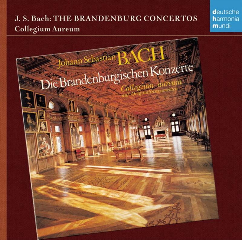 Die Brandenburgischen Konzerte BWV 1046-1051