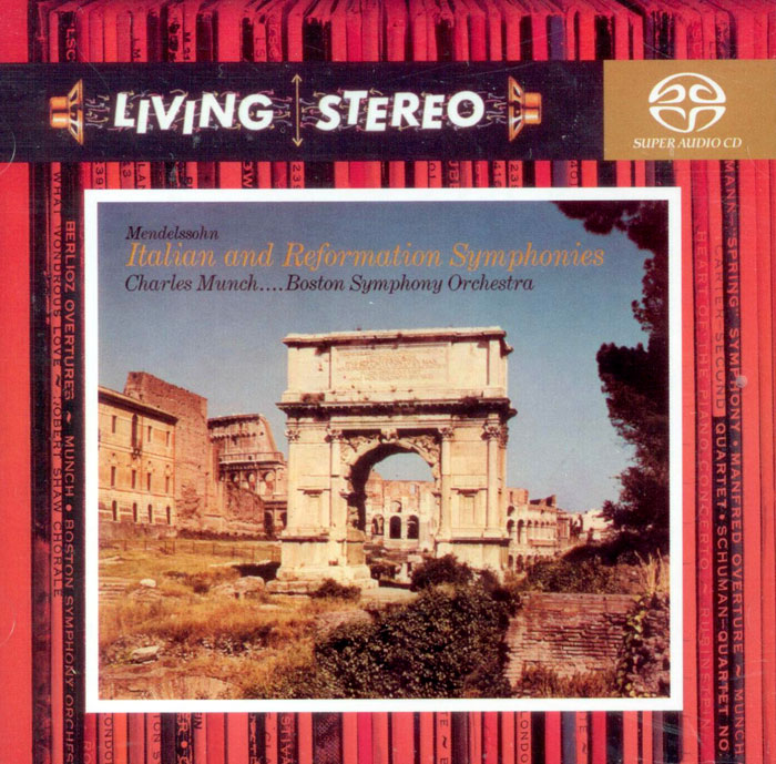 Italian and Reformation Symphonies / Octet: Scherzo