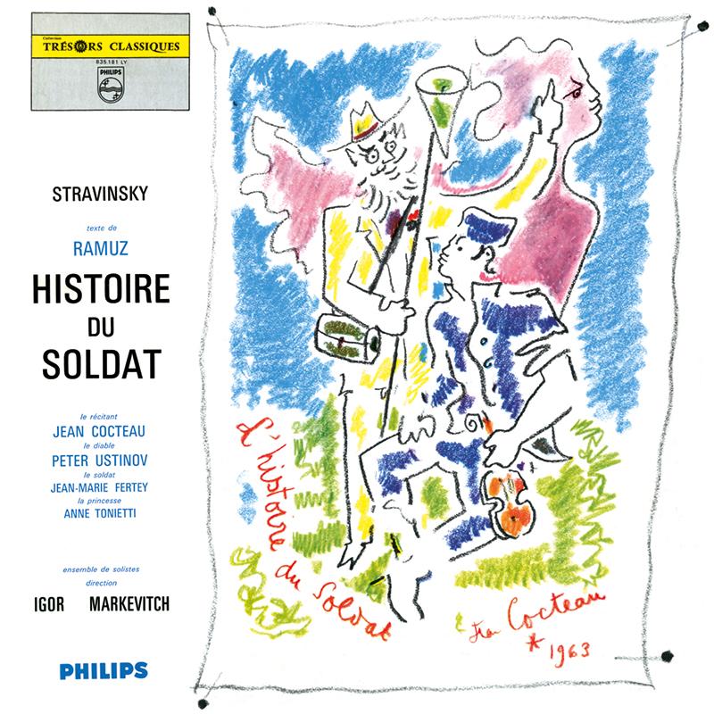Histoire du Soldat image