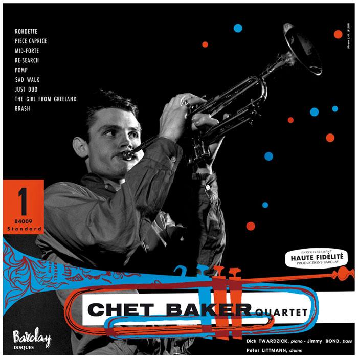 Chet Baker Quartet - Paris