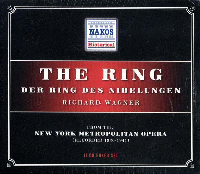Der Ring des Nibelungen 1936-1941