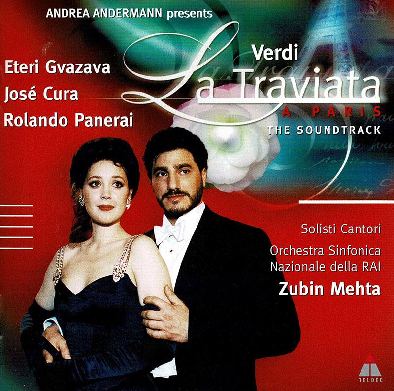 La traviata (Paris) - Eteri Gvazava, Jose Cura image