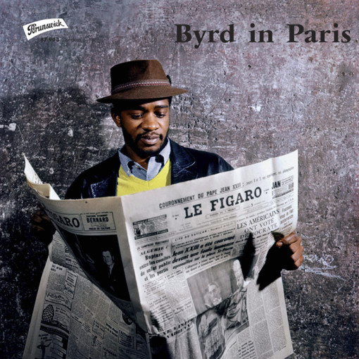 Byrd in Paris image