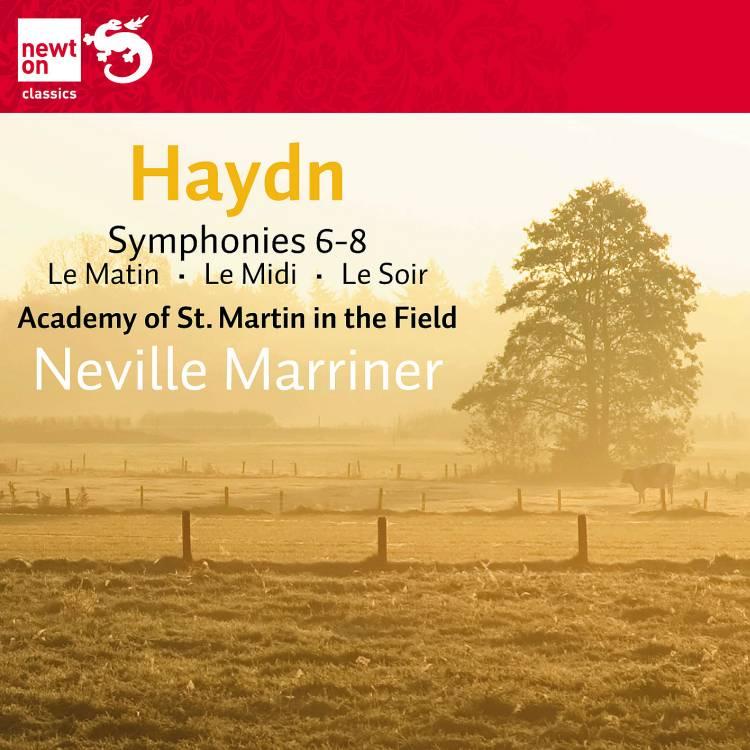 Symphonies Nos. 6-8